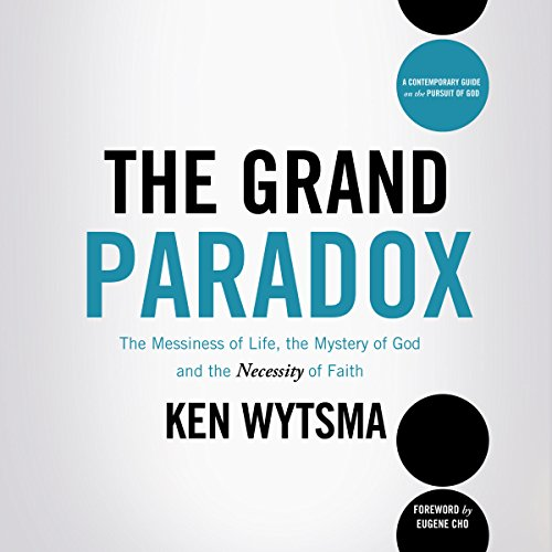 The Grand Paradox audiobook cover art