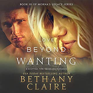 Love Beyond Wanting audiobook cover art
