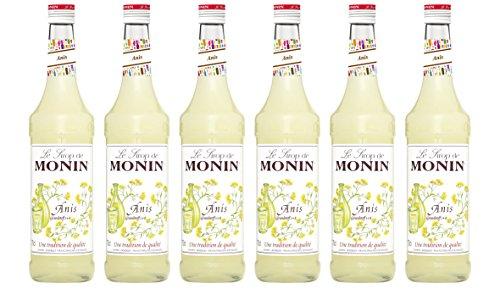 Monin Sirup Anis 0,7l 6er Pack