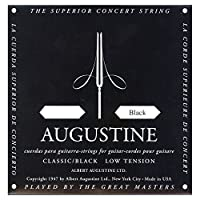 AUGUSTINE オーガスチン クラシックギター弦 ブラック5弦 BLACK 5th