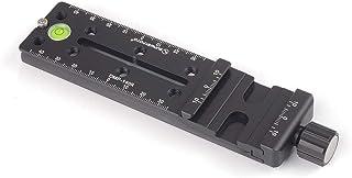 SUNWAYFOTO DMP 140R MP 140 mm Schiene Nodal Slide Arca & RRS kompatible Klemme Sunway