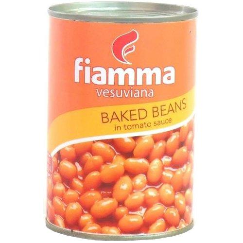 フィアマ豆缶 ベイクドビーンズ 400g×24個