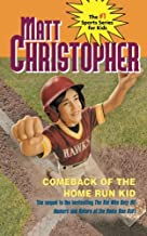 Comeback of the Home Run Kid (Matt Christopher Sports Series)