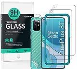 Ibywind Vetro Temperato per OnePlus 8T [Confezione da 2] con Protezione...