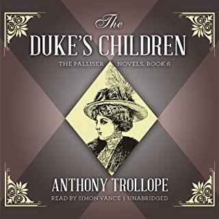 The Duke's Children audiobook cover art