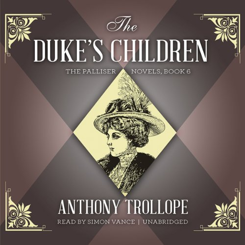 The Duke's Children  Audiolibri