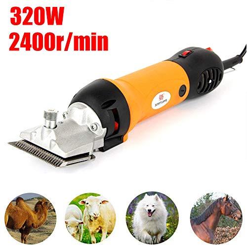 GRX-ADRE Pferdeschermaschine Schermaschine Tierschermaschine,320W