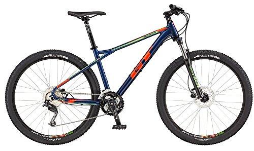GT 17 Avalanche Comp Bicicleta, Unisex Adulto, Azul, L