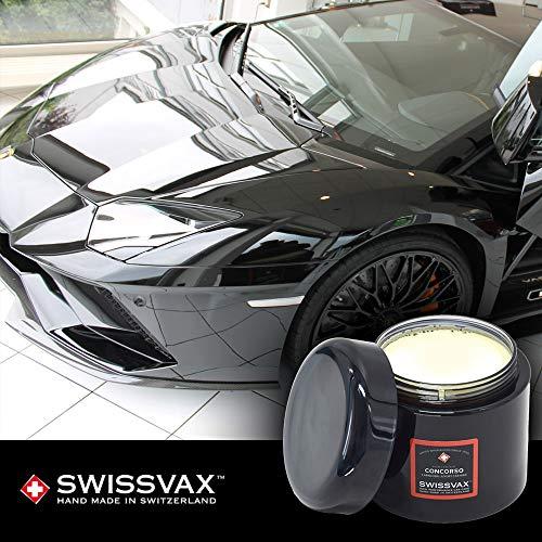 Swizöl 1015200 Concorso Concours-Wachs, 200 ml