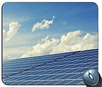 ソーラーパネルカスタマイズマウスパッド長方形マウスパッドゲーミングマウスマット