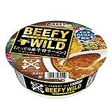 寿がきや食品 香味徳HAWAII Beefy Wild 113g ×12箱