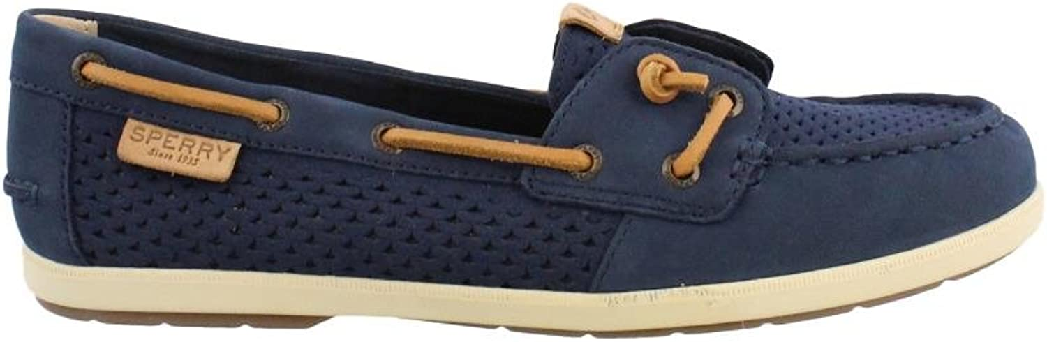 Sperry Women's Coil Ivy PERF Boat shoes