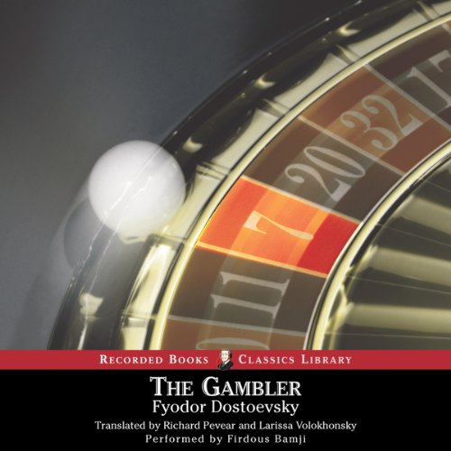 Couverture de The Gambler