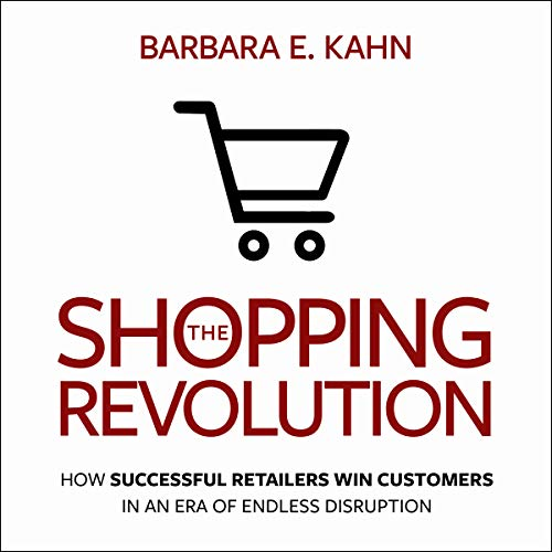 The Shopping Revolution cover art