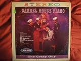 The Crazy Guy; Barrel House Piano Crown CST 188 LP Album