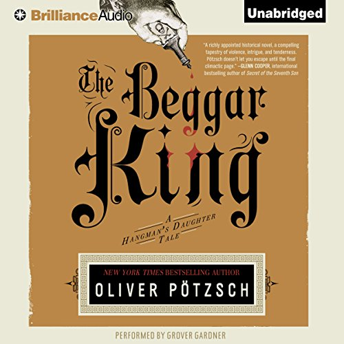 The Beggar King audiobook cover art