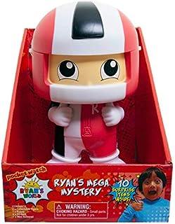 "RYAN'S WORLD Mega Mystery 8"" Race Car Driver Figure"