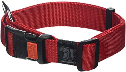 Karlie Verstellbares HalsbandArt Sportiv Plus in 9 Farben und 5 Größen (von 20 bis 75 cm)