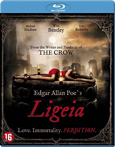 Edgar Allan Poes Das Grab der Ligeia / The Tomb ( Ligeia ) (Blu-Ray)
