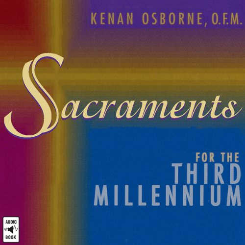 Sacraments for the Third Millennium cover art