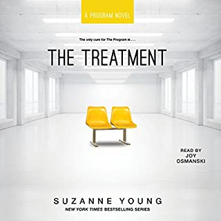The Treatment audiobook cover art