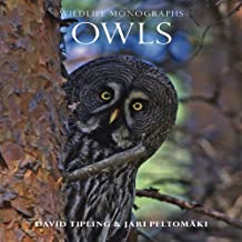 Owls Wildlife Monographs