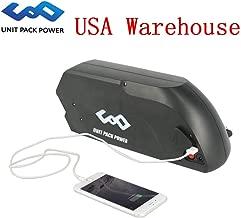 Hot Sale! Tiger Shark E-Bike Battery Lithium 48V 17.5AH with USB and Safe Lock for 1000W Motor (USA Warehouse) (48V 17.5AH-Samsung Cells)