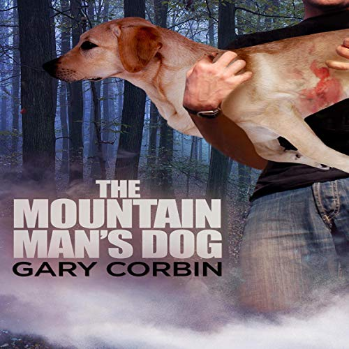The Mountain Man's Dog audiobook cover art