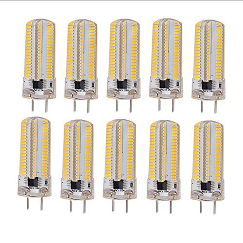 Xingyue LED buitenverlichting Aile dimbaar E14 G4 G9 BA15D 5W (AC200-240V) 152x3014SMD 350-400LM 3000K / 6000K halogeenlamp 30W warm wit