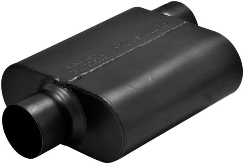 Flowmaster 8430119 3 Superlatite In O C 409s 10 Discount mail order Series Muffler Race