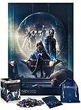 Dishonored 2 Throne - Puzzle 1000 Piezas 68cm x 48cm | Incluye póster y Bolsa | Videojuego | Puzzle para Adultos y Adolescentes