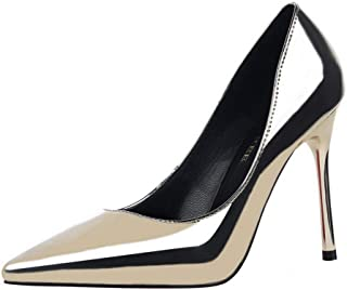 BalaMasa Womens APL12189 Pu Heeled Sandals