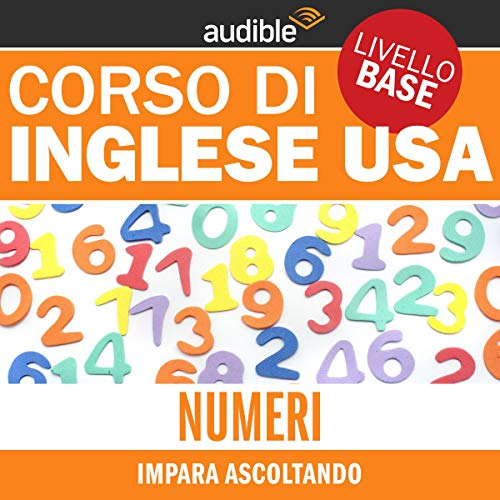 Numeri (Impara ascoltando) copertina