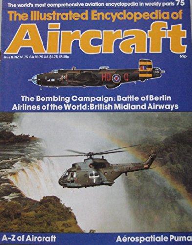 The Illustrated Encyclopedia of Aircraft magazine Issue 75 Aerospatiale...