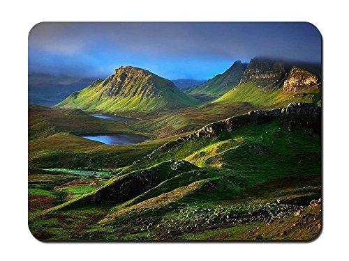 Muismat - Schotland Isle of Skye rechthoekige antislip rubberen muismat