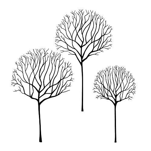Lavinia Stamp - Skeleton Tree Scene