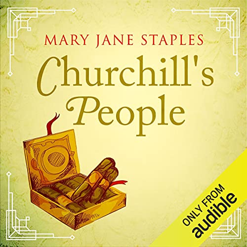 Churchill's People cover art
