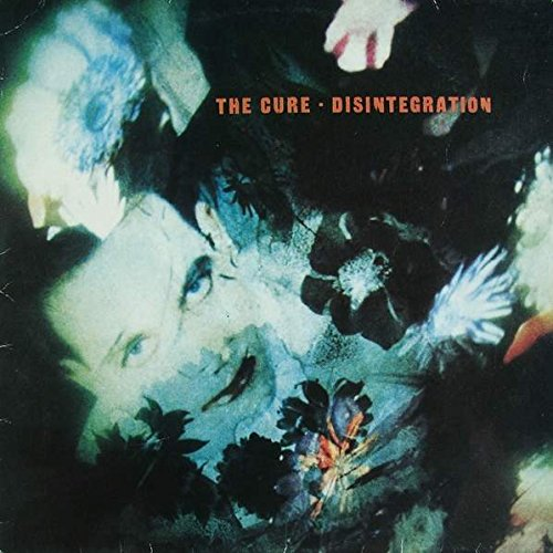 Cure, The - Disintegration - PGP RTB - 220868, Fiction Records - 839 353-1, Fiction Records - FIXH 14