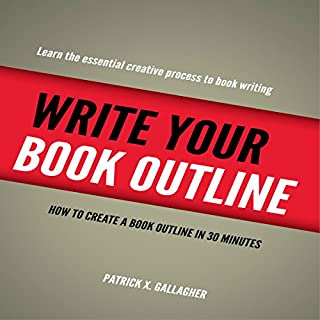 Write Your Book Outline cover art