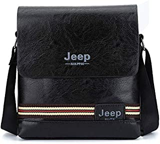 Jeep Sp Accessories - Bolso bandolera de piel