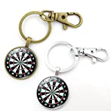 1797 Key Chains Rings Keychains Dart...