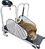 Dog Treadmill, Pet Treadmill Smart and Motorized Treadmill for Small & Medium Dogs