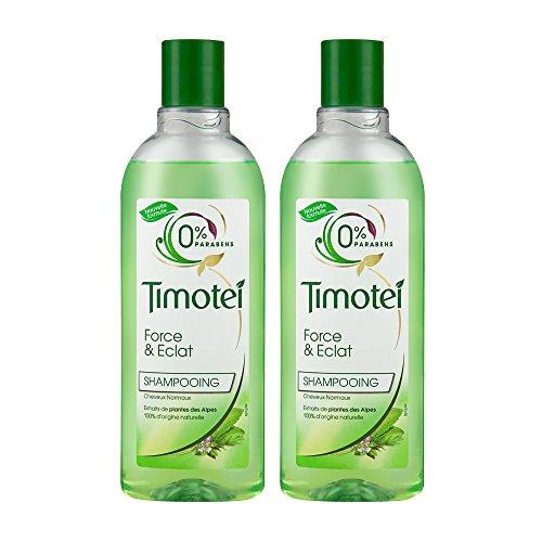 Timotei Shampoo für Kraft & Glanz, 300 ml, 2 Stück