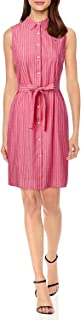 Tommy Hilfiger Women's Cotton Shirt Dress