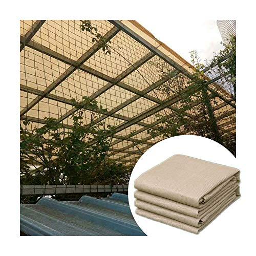 GZHENH Paño De Protección Solar Cubierta De Invernadero Cubierta para Coche Aislamiento Engrosar El Cifrado Pantalla De Privacidad Tasa De Sombreado 90% Ligero Y Portátil
