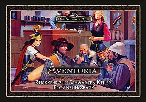 Aventuria - Rückkehr zum Schwarzen Keiler