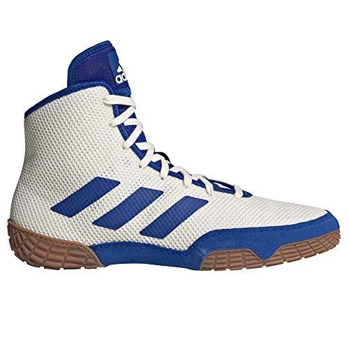 adidas Tech Fall 2.0 - Zapatos de lucha libre - SS21, color Blanco, talla 39 1/3 EU