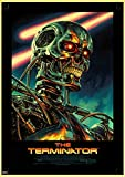Fymm²shop Filmposter Fantasie The Terminator Poster Arnold