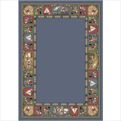 Signature Toy Parade Lapis Rug Size: 54