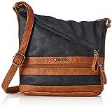 Tamaris Damen Smirne Crossbody Bag Umhängetasche,...